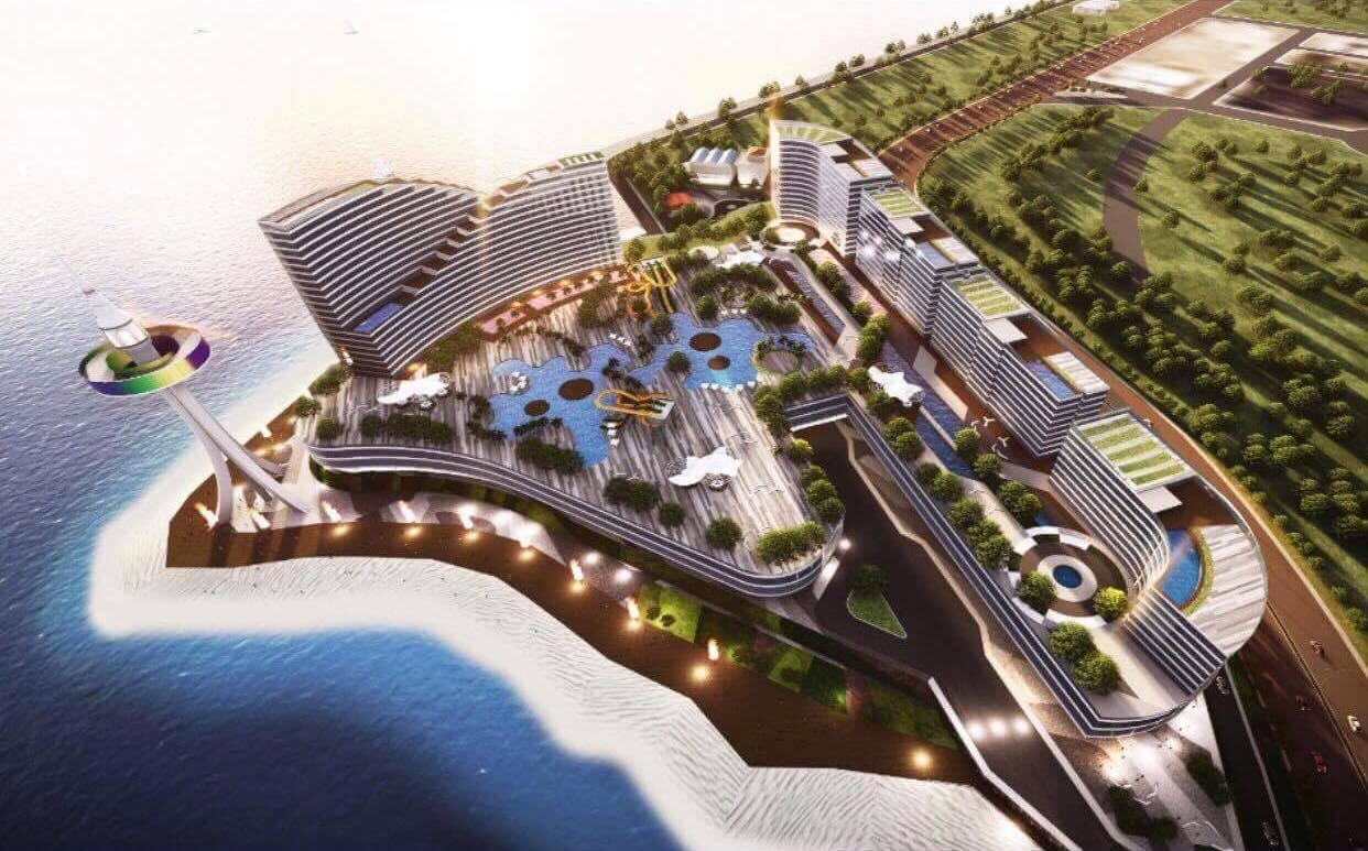 Isla dela victoria built by offshore design team in cebu